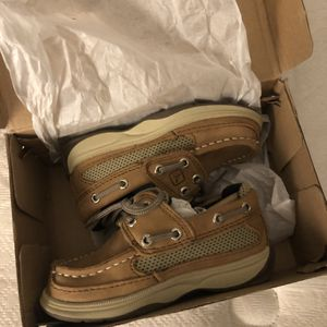 Toddler sperrys for Sale in Dallas, TX