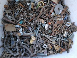 Misc nuts and bolts for Sale in Tucson, AZ