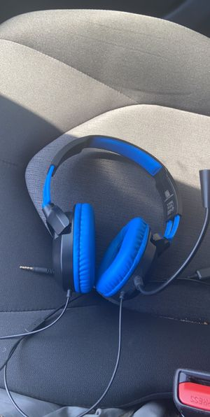 PS4 Headset Turtle Beach for Sale in Baldwin Park, CA