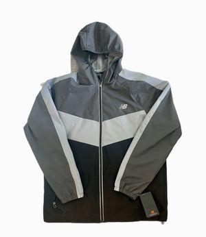 New Balance men's windbreaker jacket size M for Sale in Austin, TX