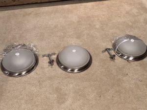 """10"""" flush mount LED lights for Sale in Gainesville, VA"""