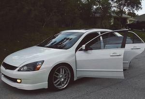 Offers 2004 Honda Accord Price$600 for Sale in Wichita, KS