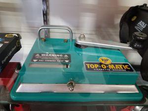 Cigarette rolling machine for Sale in Warwick, RI