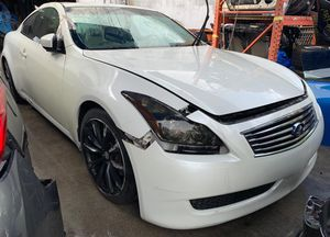 2008 - 2015 INFINITI G37 Q60 COUPE PARTS OUT! for Sale in Fort Lauderdale, FL