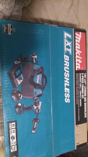 Makita LXT brushless 2+tool combo kit for Sale in Salt Lake City, UT