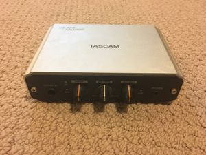 Tascam US-100 Audio Interface for Sale in Santa Cruz, CA
