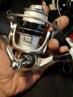Stalker Bsx1000 Fishing Reel. for Sale in Colorado Springs,  CO