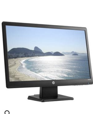 HP monitor with mouse and keyboard for Sale in Washington, DC