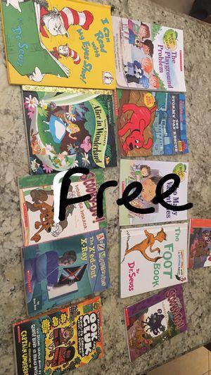 Free kids books for Sale in Tamarac, FL