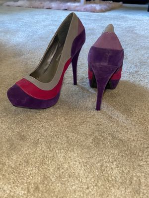 Purple Heel (Size 7) for Sale in Severn, MD