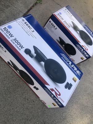 Alpine Speakers for Sale in Ceres, CA
