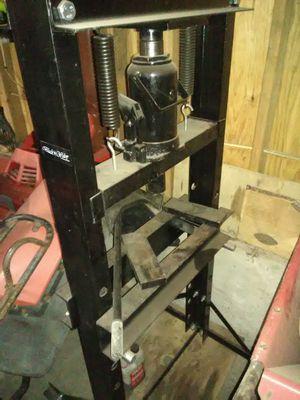 20 ton press for Sale in Jackson, NJ