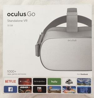 Oculus Go 32 VR Headset for Sale in Bakersfield, CA