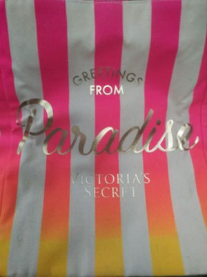 New Victoria Secret Paradise Canvas Tote for Sale in Bow Mar, CO