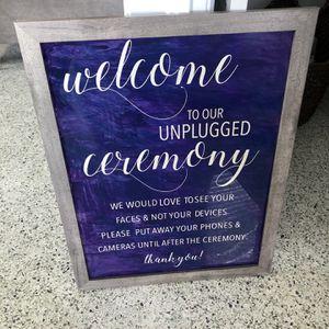 Wedding Decor for Sale in Lakeland, FL