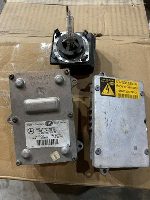 OEM Mercedes E CL CLS G GL ML R SLK, AUDI, BMW, JAGUAR, LAND ROVER Xenon Ballast Control Bulb part for Sale in Garden Grove, CA