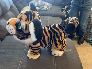 Kids robot tiger for Sale in Mansfield, TX