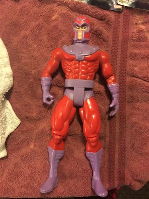 Magneto old toy biz figure for Sale in Oakland, CA