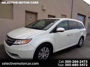 2016 Honda Odyssey for Sale in Miami, FL