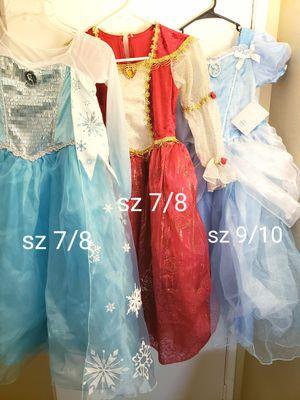 Disney Official Princess Dresses for Sale in Las Vegas, NV