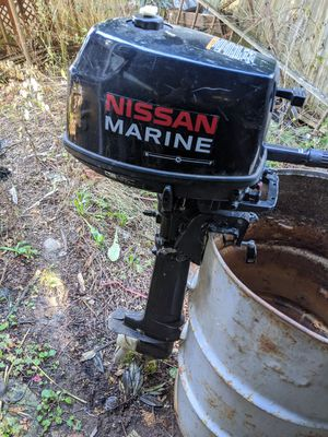 Nissan 4 horse power 4 stroke outboard for Sale in Port Orchard, WA