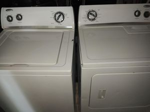 Whirlpool set 340$$ delivered and installed for Sale in The Colony, TX