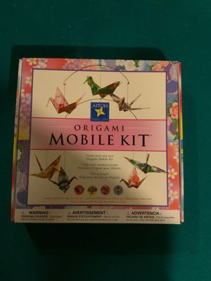 Aitoh Origami Mobile kit for Sale in Bath, ME