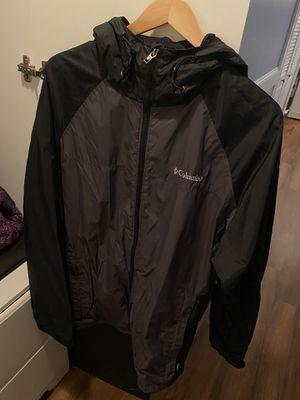Men's Columbia Raincoat/Windbreaker for Sale in Shoreline, WA