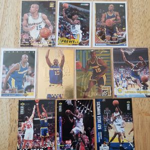 Latrell Sprewell Golden State Warriors NBA basketball cards for Sale in Gresham, OR