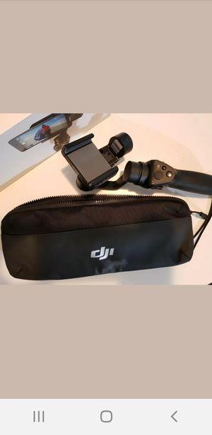 DJI OSMO MOBILE HANDHELD 3D STABILIZER GIMBAL ZM01 - BLACK for Sale in Houston, TX