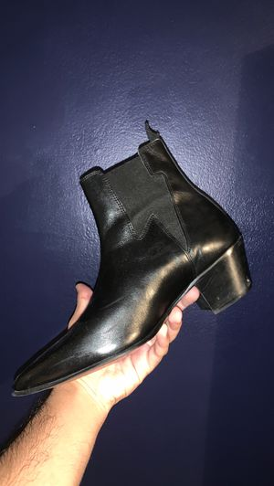 Men's black Asos Boots, size 7 for Sale in Philadelphia, PA