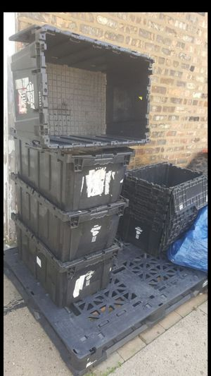 HEAVY DUTY STORAGE CONTAINERS FOR SALE for Sale in Chicago, IL