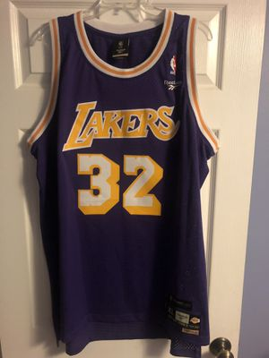 Magic Johnson Lakers Jersey for Sale in Herndon, VA