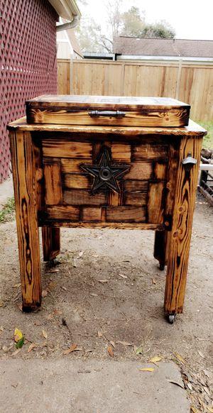 50 quart cooler for Sale in Groves, TX