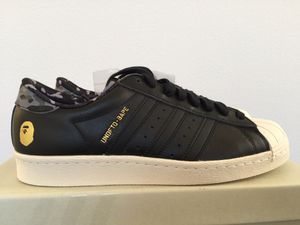 New Adidas Undefeated Bape Superstar Sz 8.5 for Sale in La Habra, CA
