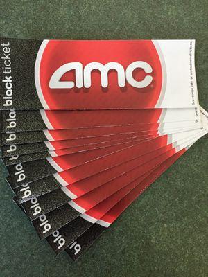 AMC Black Movie Tickets for Sale in Brea, CA