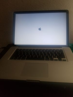 Macbook pro A1286 for Sale in Tomball, TX