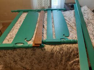 Full/queen bed frame for Sale in Tumwater, WA