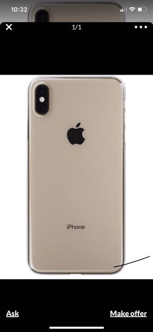 iPhone X unlocked 64 Gb for Sale in North Plainfield, NJ