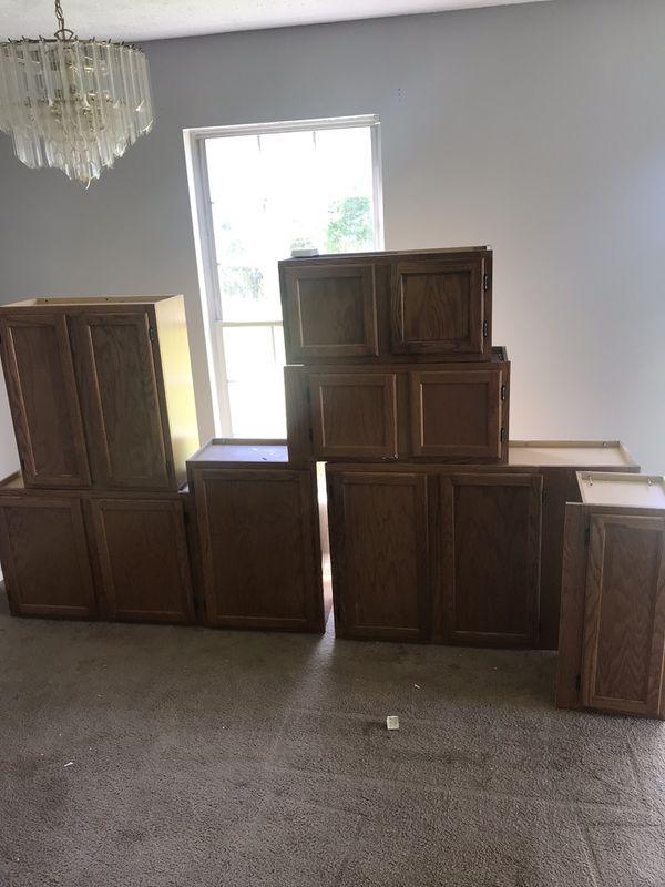 Cabinet usados pero están buenos good condition