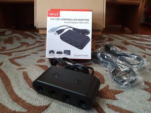 Gamecube Controller Adapter for Sale in East Los Angeles, CA