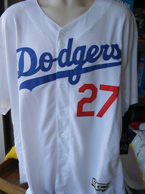 DODGERS VERDUGO JERSEY MENS MEDIUM & 2XL for Sale in South Gate, CA