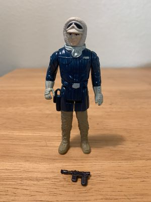 Star Wars Vintage Kenner Han Solo Hoth for Sale in Poway, CA