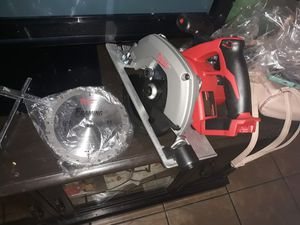 Serrucho milwaukee 125 tool only for Sale in Phillips Ranch, CA