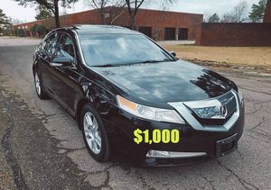 ✴❗💲1OOO For sale ˇ2OO9 Acura TLˇ⛔🆕Condition💯❗✴ for Sale in Washington, DC