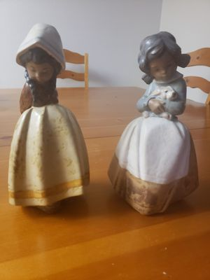 Vintage Lladro Figurines for Sale in Anaheim, CA