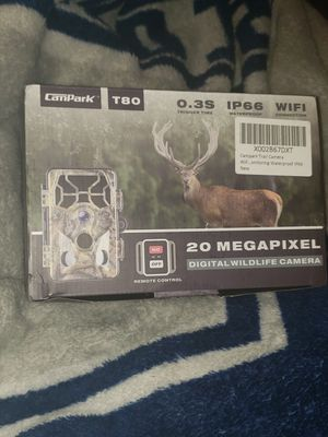 CamPark MEGAPIXEL Digital Wildlife Camera for Sale in District Heights, MD