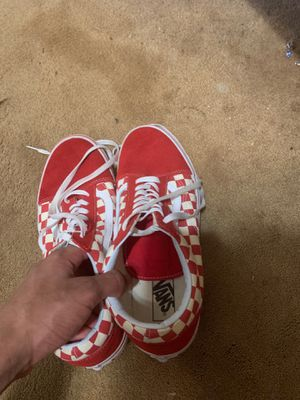 Size 12 vans 20 dollars for Sale in Cleveland, OH
