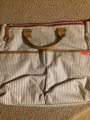 Skip Hop Diaper Bag w/changer for Sale in Norwalk, CA