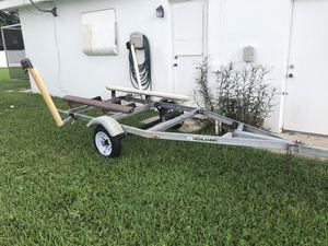 Small boat or jetski trailer ,no registration for Sale in Fort Lauderdale, FL
